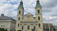 Inner City Church, Budapest, Hungary