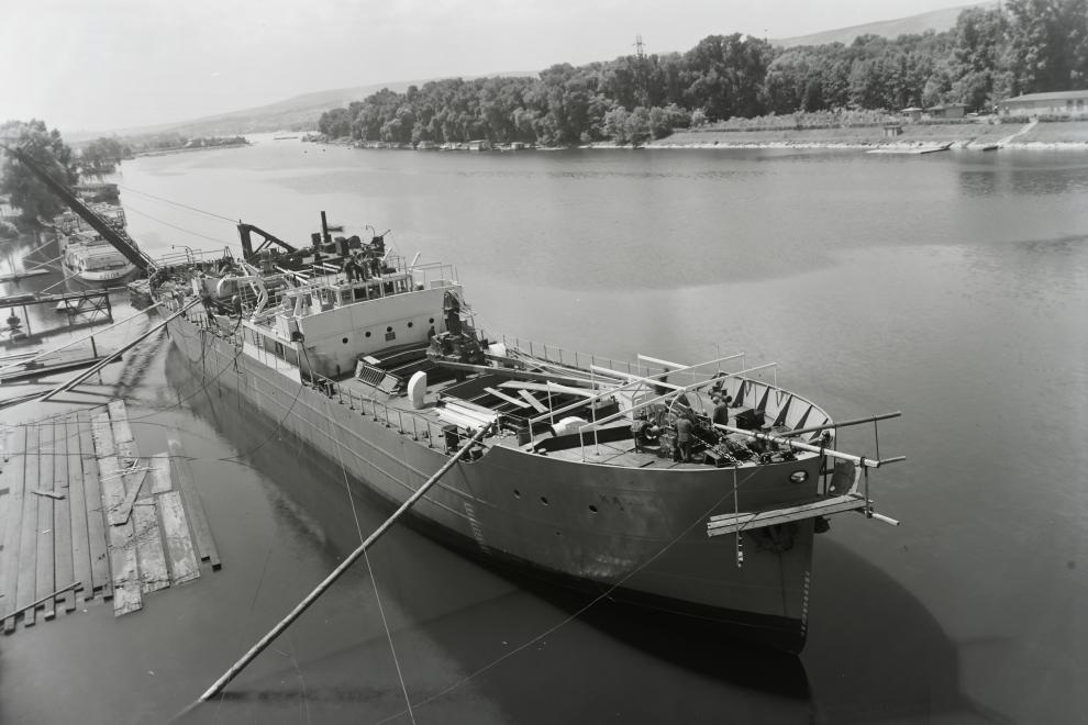 Hungary boat sea