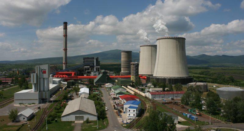 Hungary Mátra Power Plant