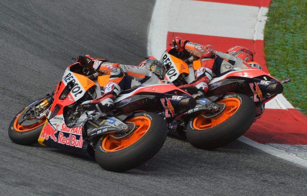 Moto GP, race, Hungary
