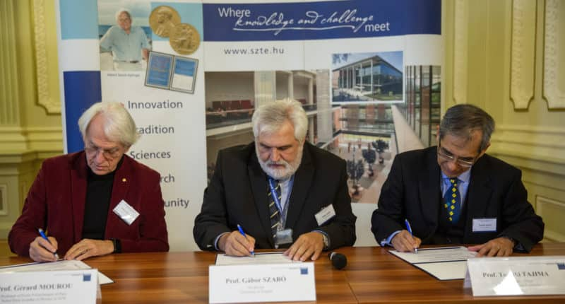 Nuclear waste handling plan being developed in Szeged