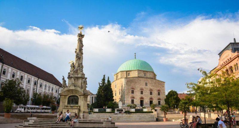 Pécs, Hungary, city