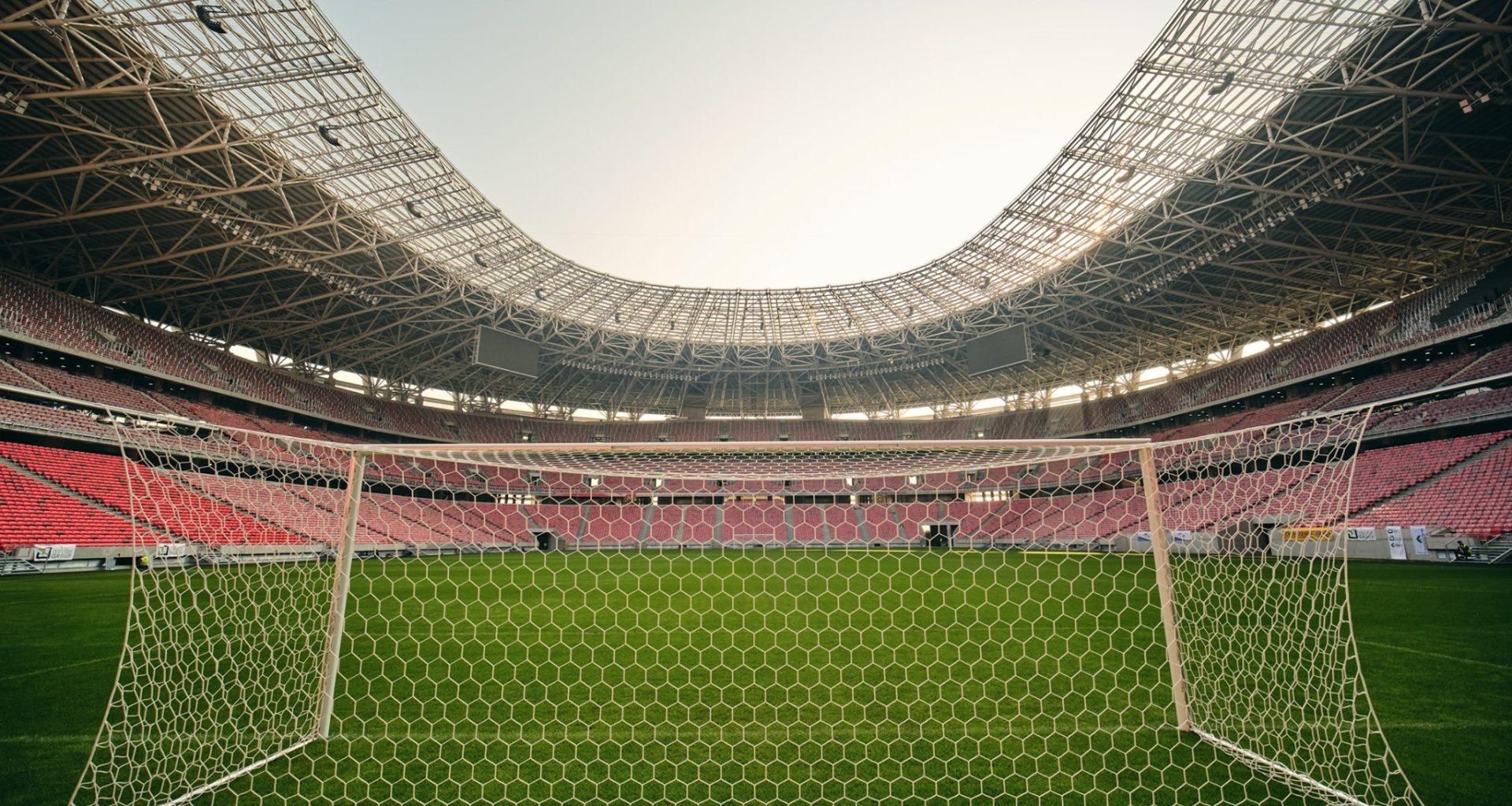 Puskás Aréna football stadion stadium Budapest Hungary