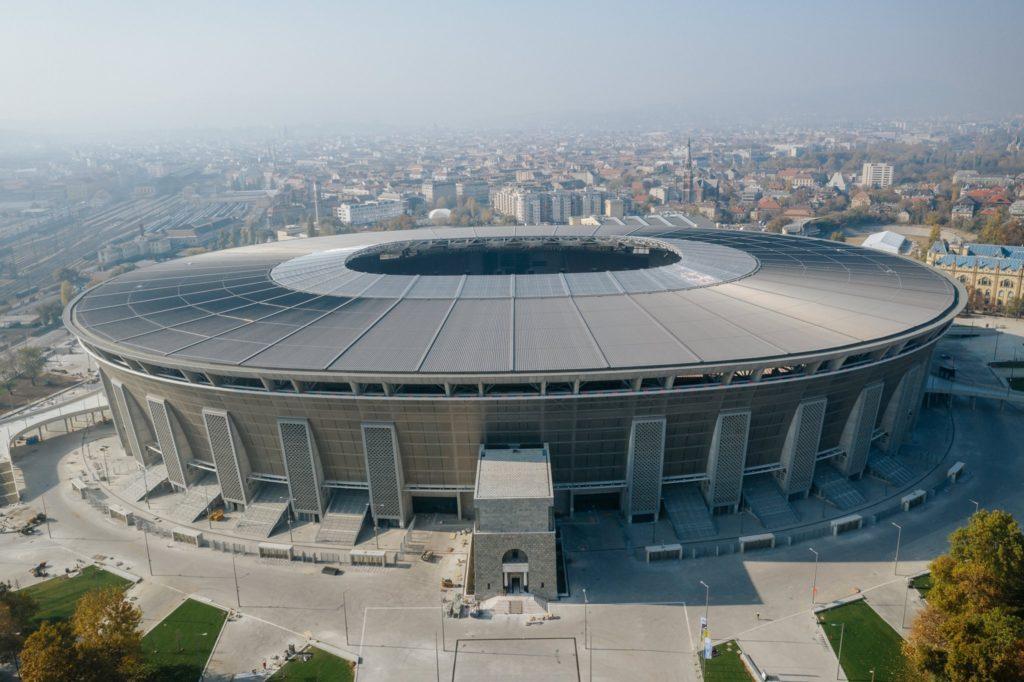 Puskás Arena, Budapest, Hungary, Europe