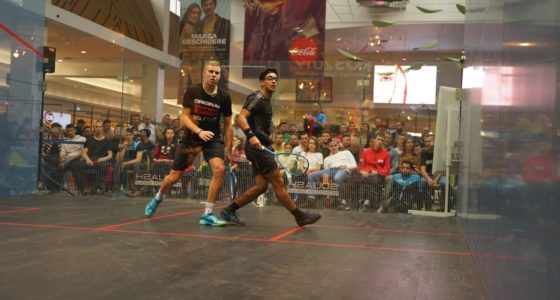 Romanian Squash Open 2019