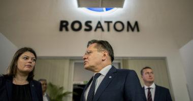Rosatom Director General Alexey Likhachev