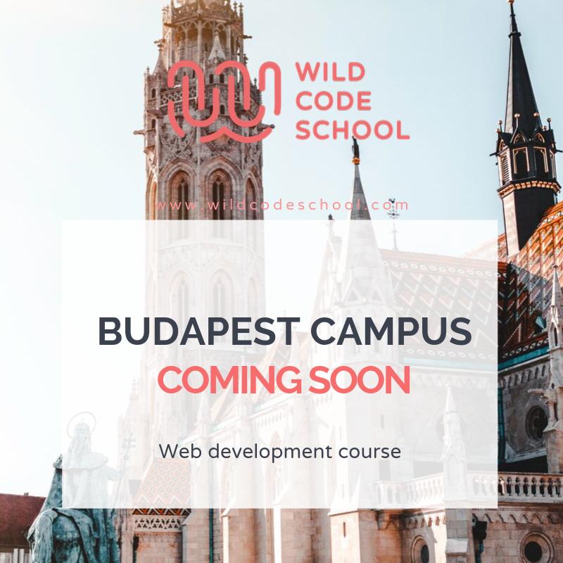 Wild Code School Hungary, Budapest
