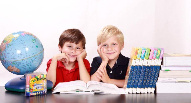 school boys education