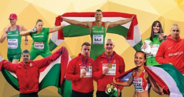 athletics world champ lobby