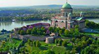basilicas, Esztergom, Hungary, religion, buildings