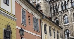 budapest buda castle building flat property colors kató alpár Daily News Hungary