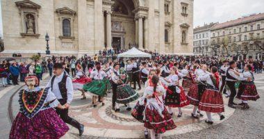 budapest spring festival