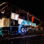 bus accident in Slovakia