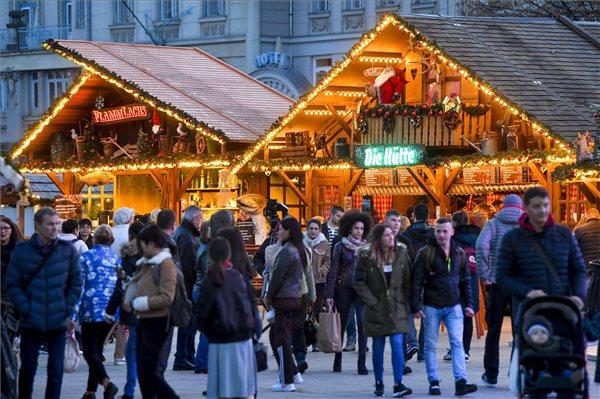debrecen advent market