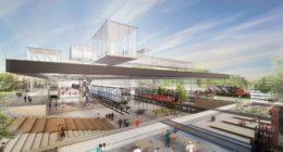 közlekedési múzeum plan