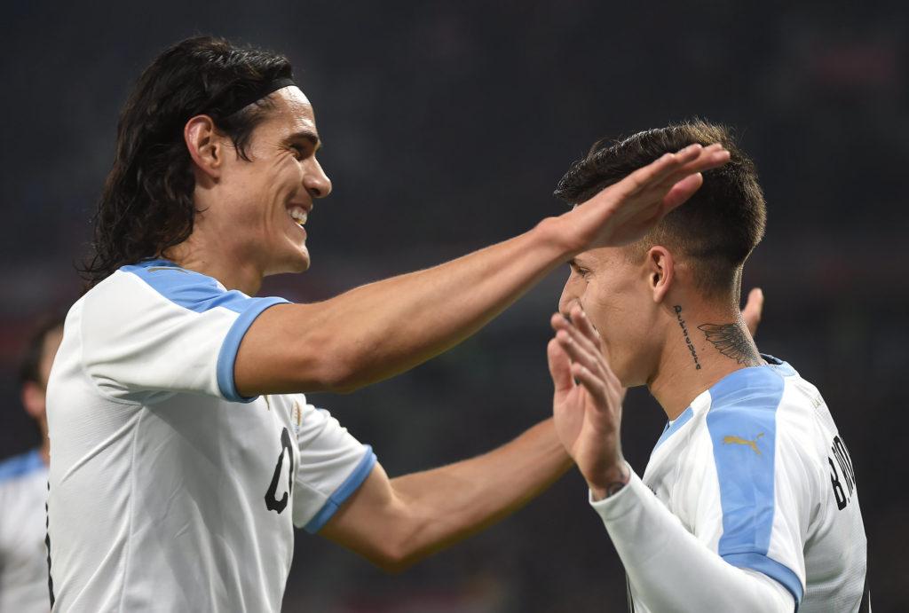 hungary uruguay match puskás