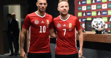 Here are Hungary's new kits Euro 2020 Szoboszlai Dzsudzsák