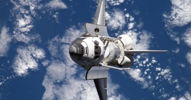 space-shuttle astronaut