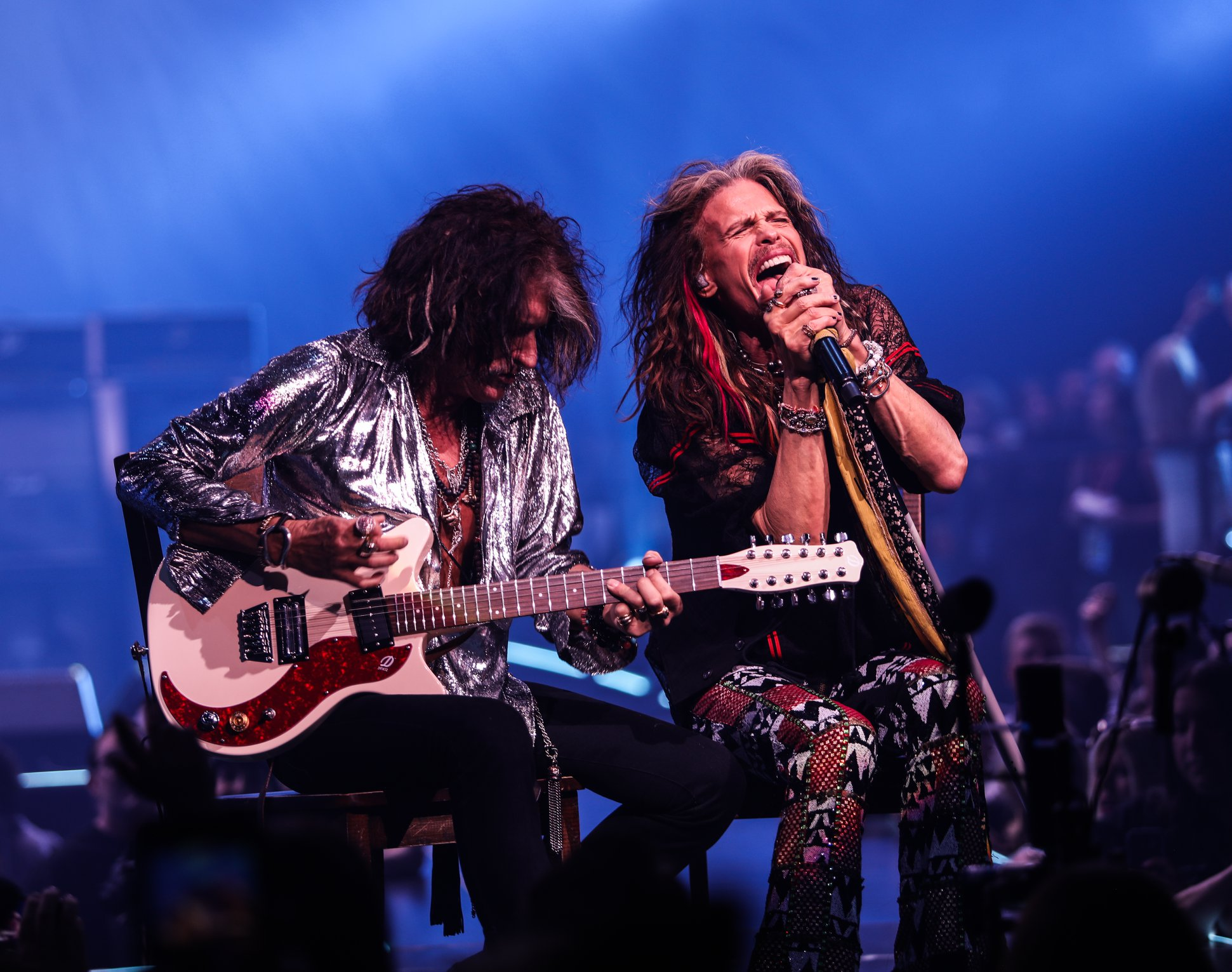 Aerosmith returns to Budapest, Hungary!