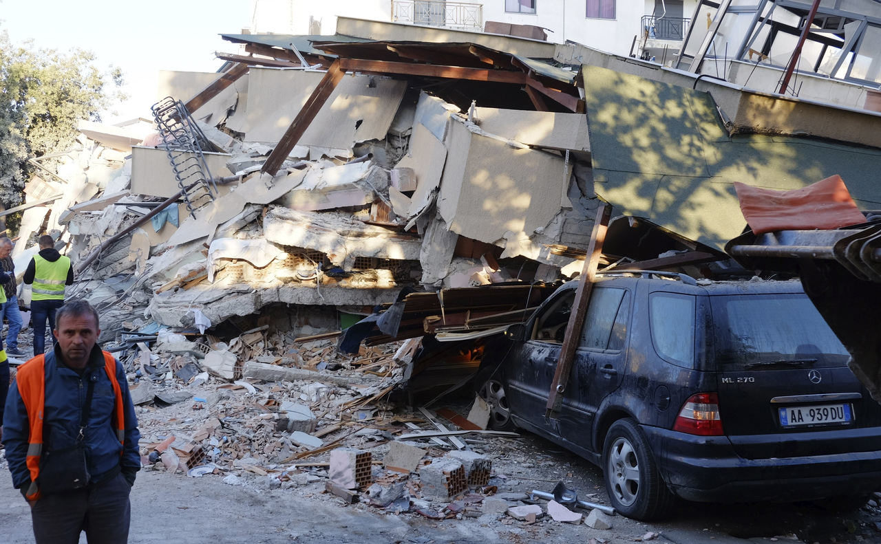 Hungary to assist Albania's post-earthquake damage assessment