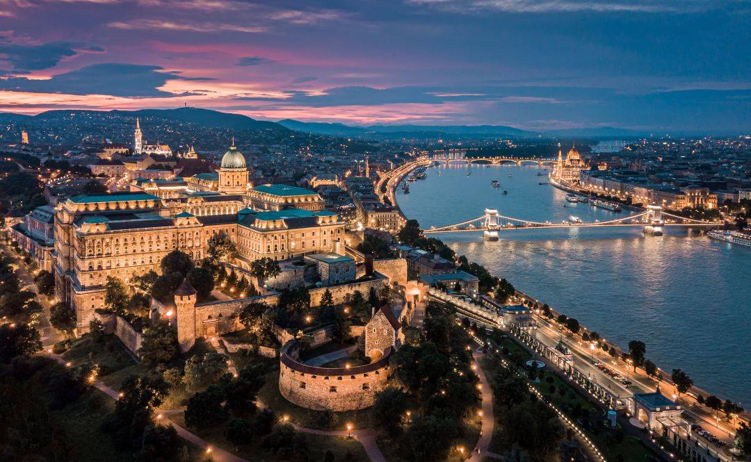 Budapest, Buda Castle, Hungary