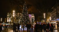 Budapest, Vörösmarty, fair, Christmas