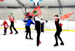 CÁPA, ice skating, Budapest, Hungary