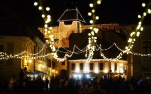 Eger, Advent, Christmas, Hungary