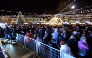 Eger, Christmas, Hungary, Advent