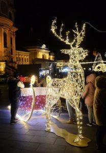 Eger, Hungary, Christmas, Advent