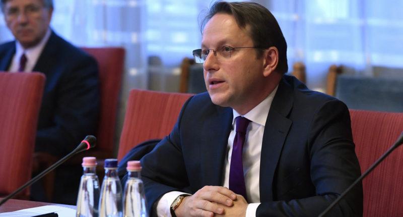 European commissioner Várhelyi