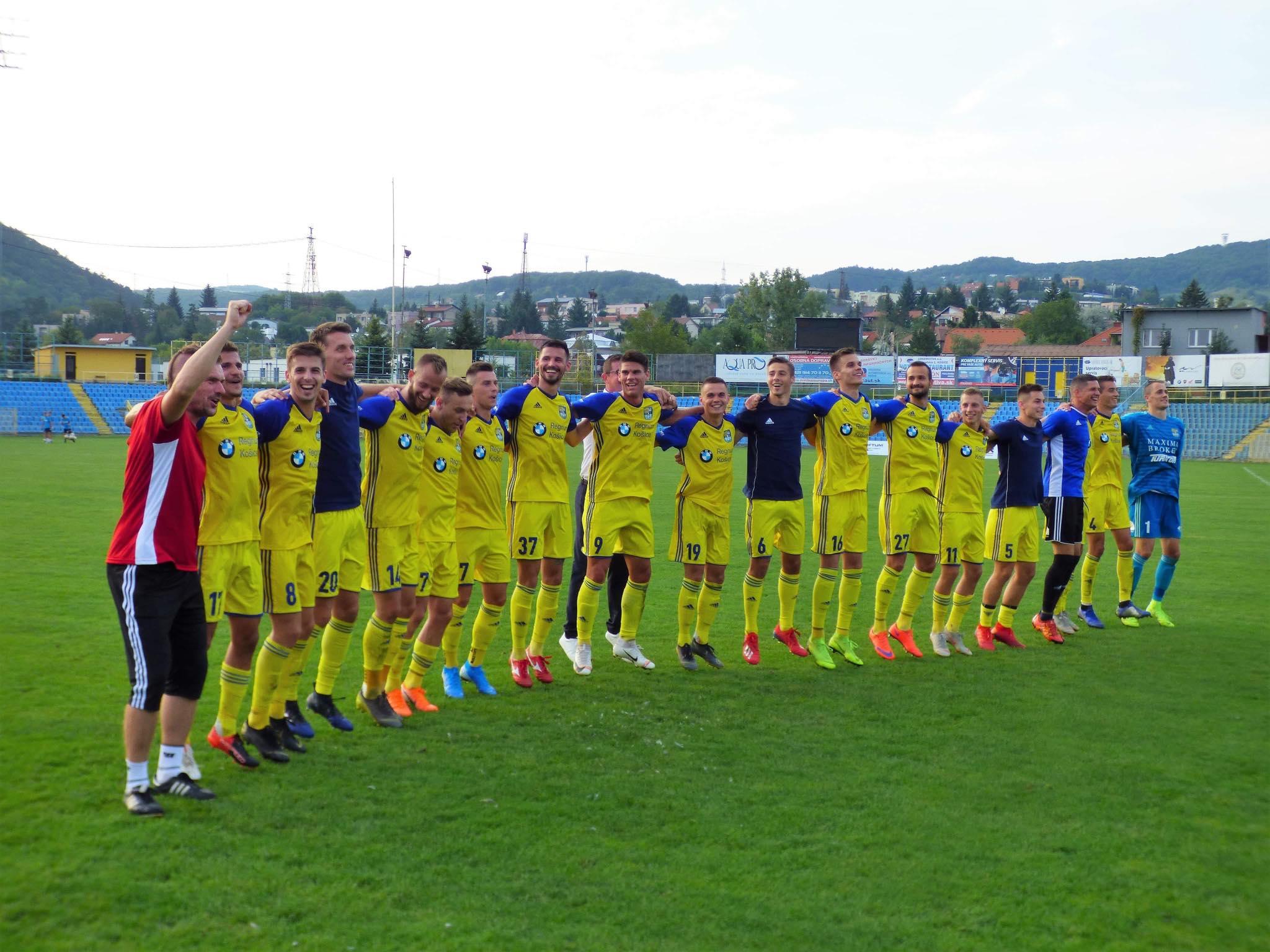 FC Kosice, Slovakia, Hungary, football
