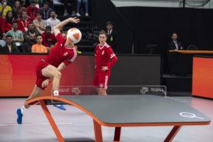 Hungary, Budapest, teqball, sport