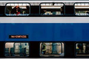 MÁV, KISS, train, passengers, Hungary