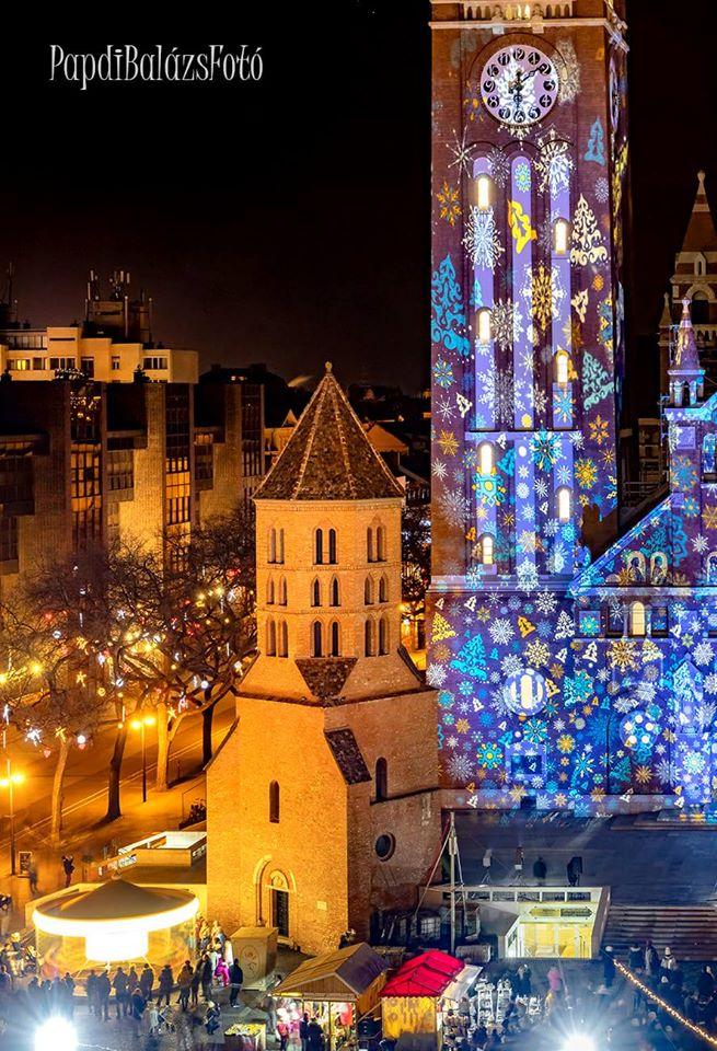 Hungary Christmas Szeged
