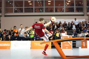 Teqball Championship, Budapest, Hungary