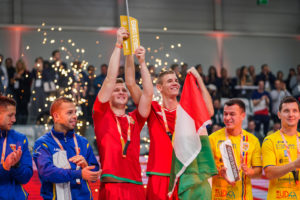 Teqball, Hungary, championship, Budapest