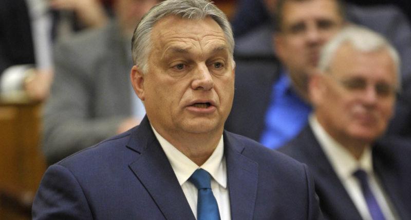 Hungary Viktor Orbán Politico