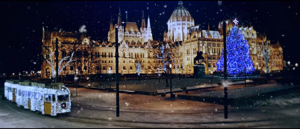 Happy Advent Season from Hungary! - Video