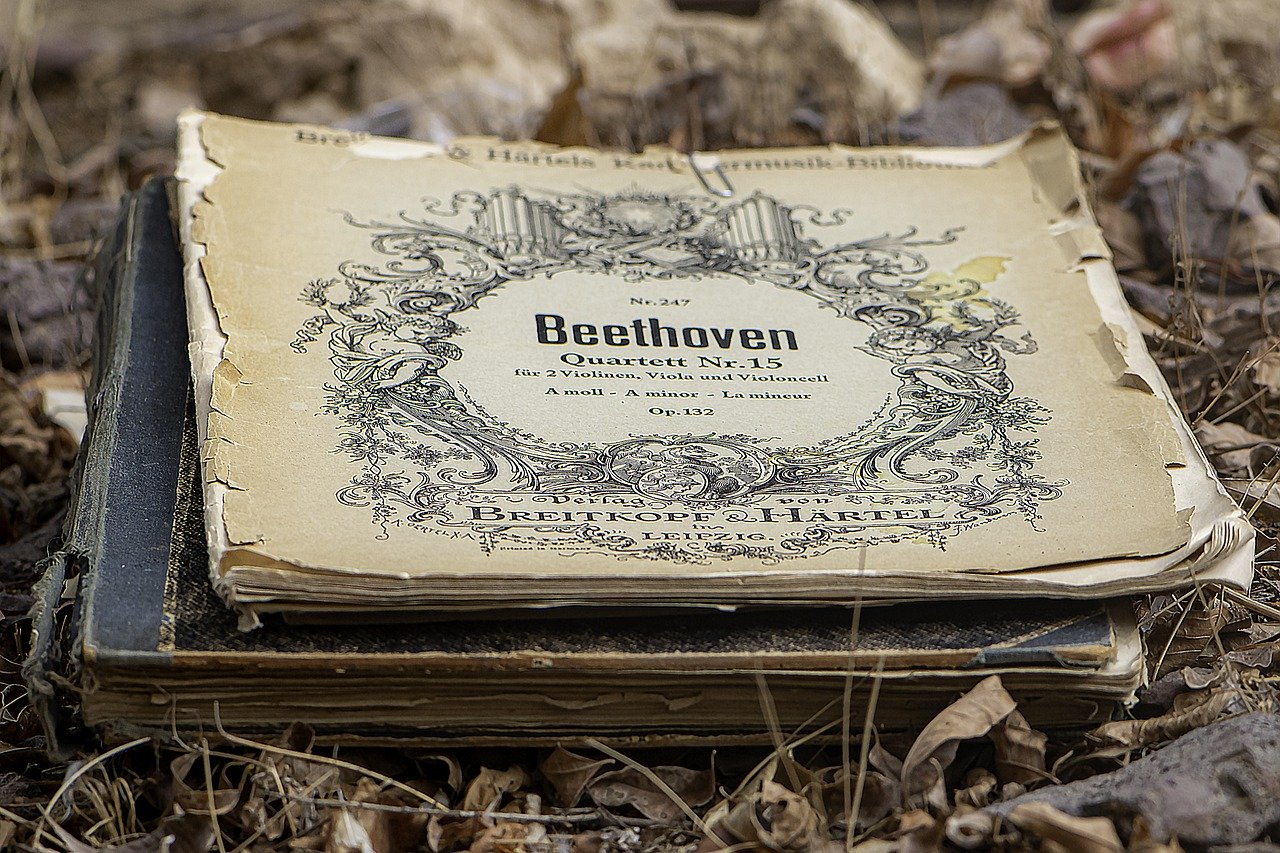 beethoven music composer