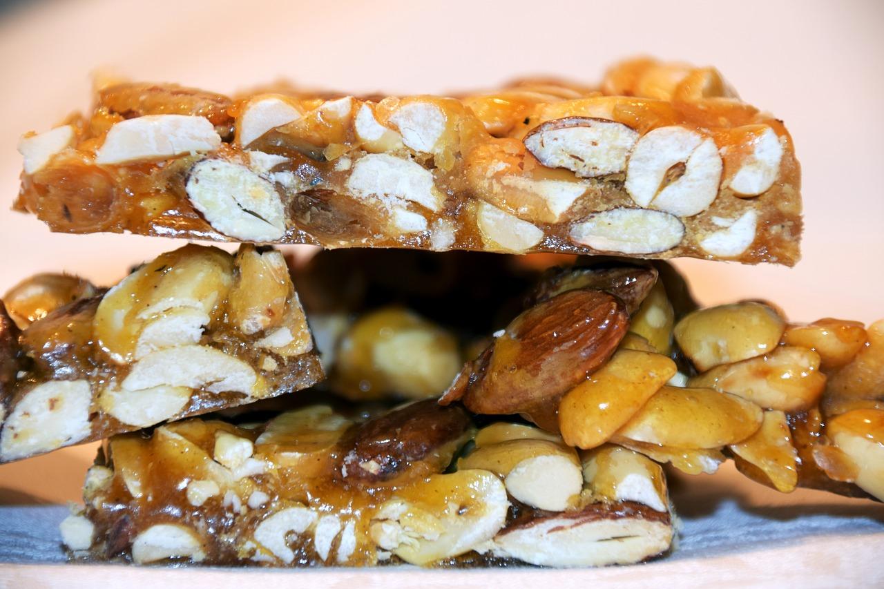 brittle grillázs dessert