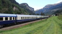 danube express train
