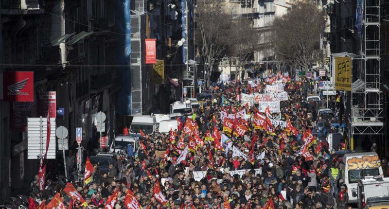 Strike France