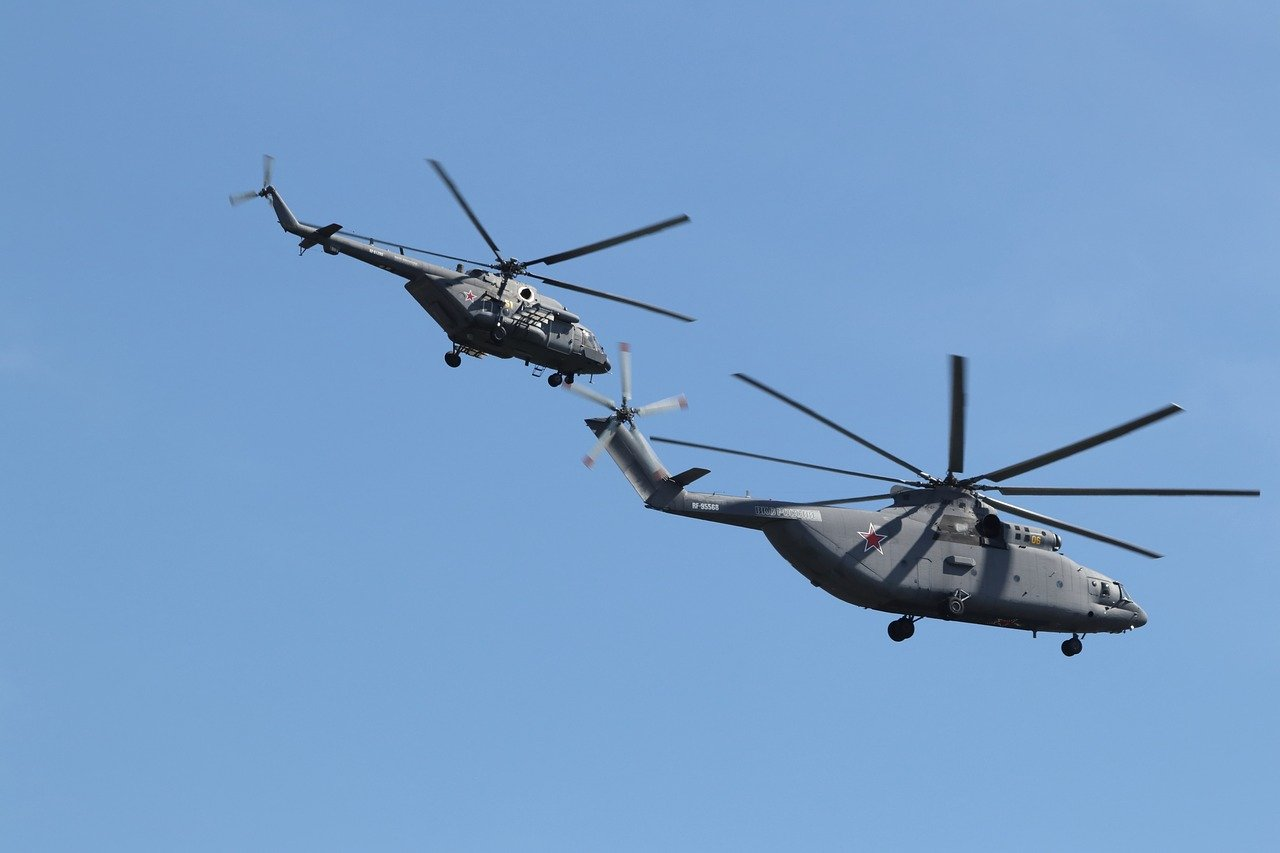 15 injured from helicopter's emergency landing in Siberia