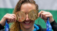 hosszú katinka euroswim 2019 swimming gold medal