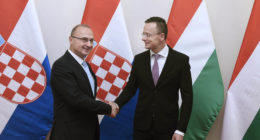 hungary and croatia