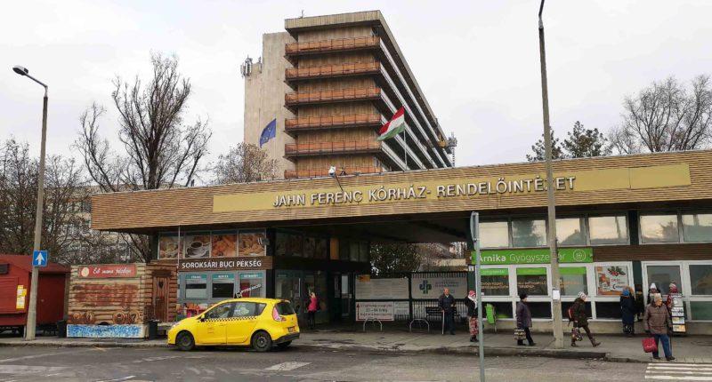 jahn ferenc hospital kórház budapest dél pesti 2019