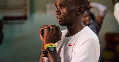 kenya Eliud Kipchoge marathon