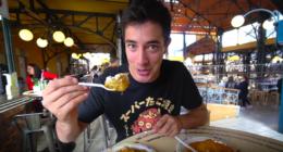 luke martin travel vlogger budapest