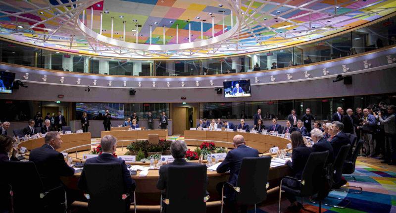 european meeting in brussels